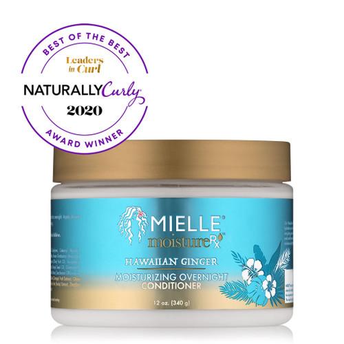 Mielle Organics Moisture RX Hawaiian Ginger Moisturizing Overnight Conditioner (12 oz.)