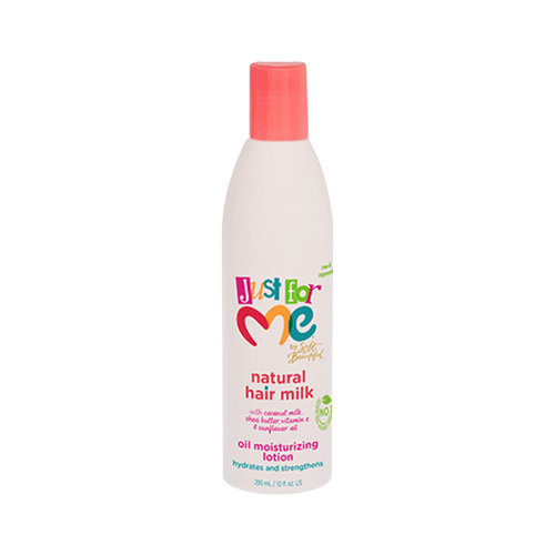 Just For Me Natural Hair Milk Oil Moisturizing Lotion (10 oz.)