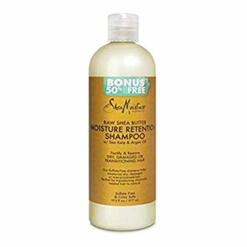 SheaMoisture Raw Shea Butter Moisture Retention Shampoo (19.5 oz.)