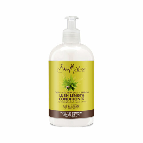 SheaMoisture Cannabis Sativa (Hemp) Seed Oil Lush Length Conditioner (13 oz.)
