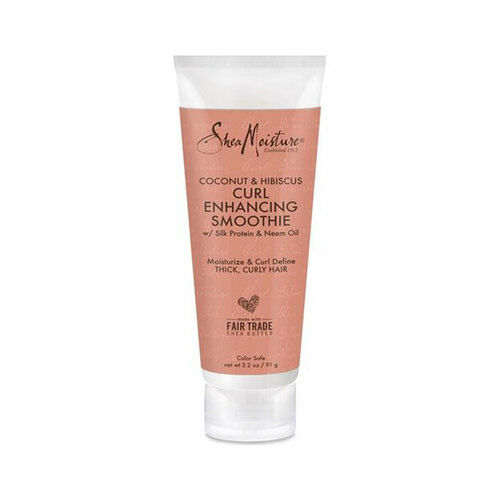 SheaMoisture Coconut & Hibiscus Curl Enhancing Smoothie Trial & Travel Size (3.2 oz.)
