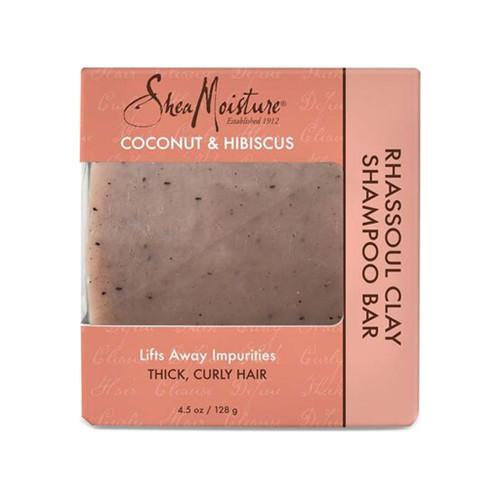 SheaMoisture Coconut & Hibiscus Rhassoul Clay Shampoo Bar (4.5 oz.)