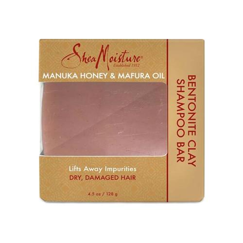 SheaMoisture Manuka Honey & Mafura Oil Bentonite Clay Shampoo Bar (4.5 oz.)