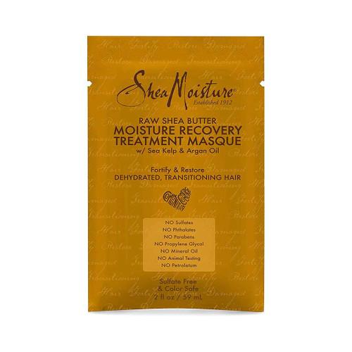 SheaMoisture Raw Shea Butter Moisture Recovery Treatment Masque Packette (2 oz.)