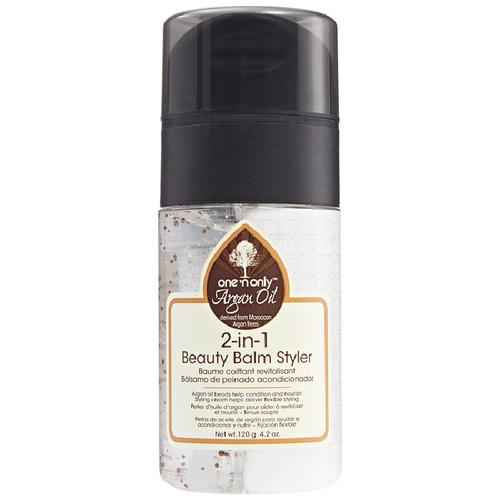 One 'n Only Argan Oil 2-in-1 Beauty Balm Styler (4.2 oz.)