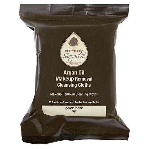 One 'n Only Argan Oil Makeup Removal Cleansing Cloths (30 ct.)