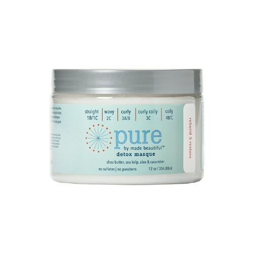 PURE by made beautiful Detox Masque (12 oz.)