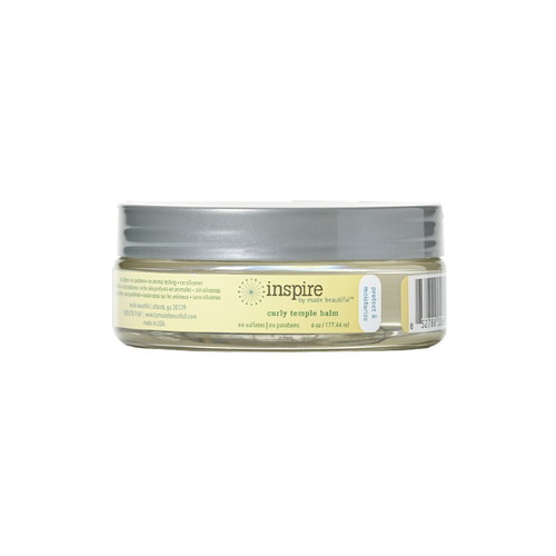 INSPIRE by made beautiful Curly Temple Balm (6 oz.)