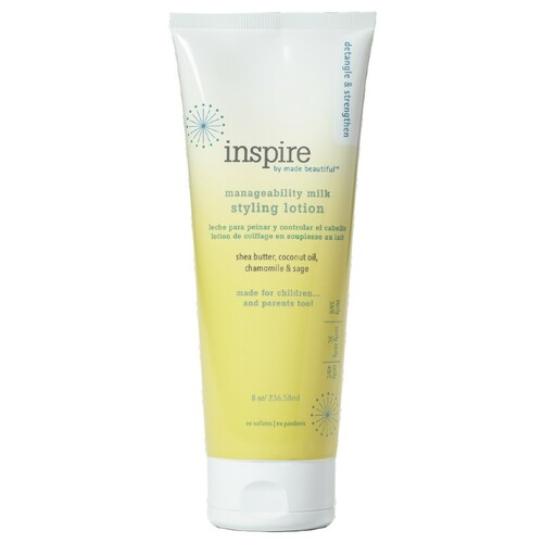INSPIRE by made beautiful Manageability Milk Styling Lotion (8 oz.)