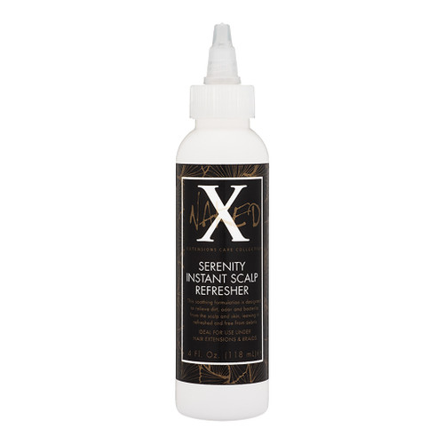 Naked X by Essations Serenity Instant Scalp Refresher (4 oz.)