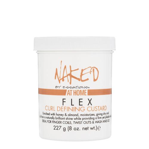 Naked by Essations Flex Curl Defining Custard (8 oz.)