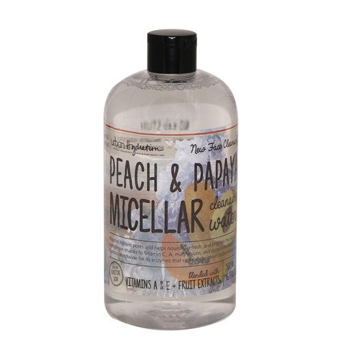 Urban Hydration Peach & Papaya Micellar Cleansing Water (16.9 oz.)