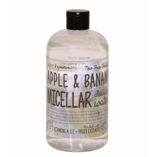 Urban Hydration Apple & Banana Micellar Cleansing Water (16.9 oz.)