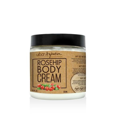 Urban Hydration Rosehip Body Cream (8.5 oz.)