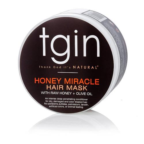 tgin Honey Miracle Hair Mask (2 oz.)