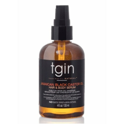 tgin Jamaican Black Castor Oil Hair & Body Serum (4 oz.)