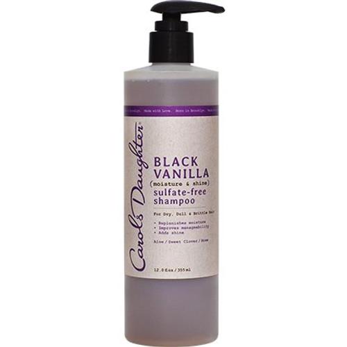 Carol's Daughter Black Vanilla Sulfate-Free Shampoo (12 oz.)