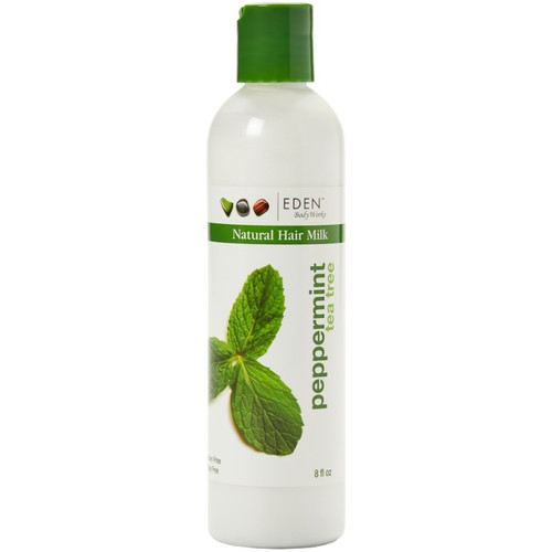 EDEN BodyWorks Peppermint Tea Tree Hair Milk (8 oz.)