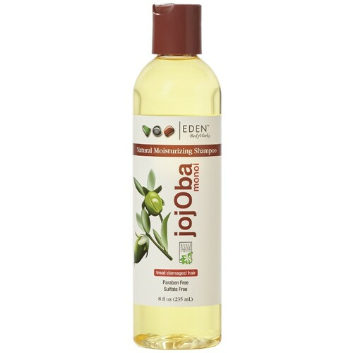 EDEN BodyWorks JojOba Monoi Moisturizing Shampoo (8 oz.)
