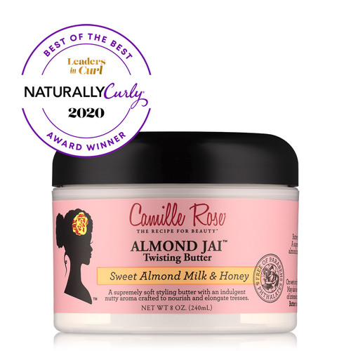 Camille Rose Naturals Almond Jai Twisting Butter (8 oz.)
