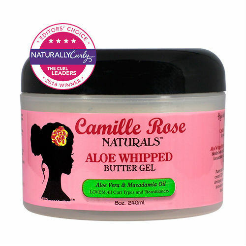 Camille Rose Naturals Aloe Whipped Butter Gel (8 oz.)