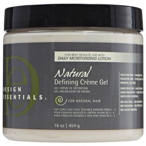 Design Essentials Natural Defining Creme Gel (16 oz.)