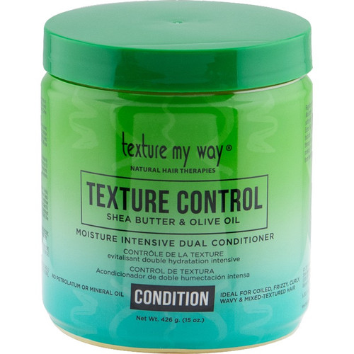 Texture My Way Texture Control Moisture Intensive Dual Conditioner (15 oz.)