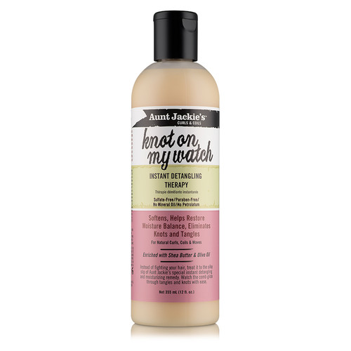 Aunt Jackie's Curls & Coils Knot On My Watch Instant Detangling Therapy (12 oz.)
