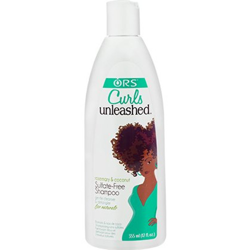 Review: Organic Root Stimulator Curls Unleashed Rosemary & Coconut Sulfate-Free Shampoo (12 oz.)