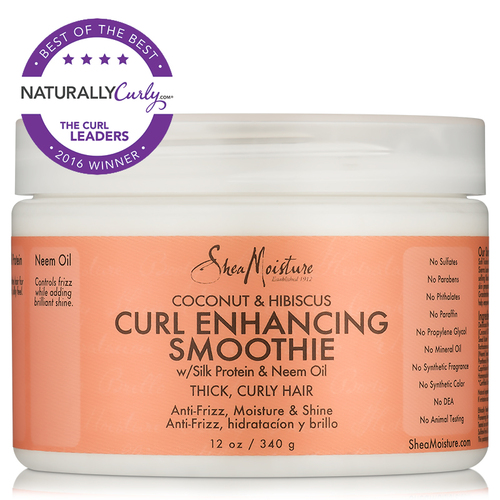 SheaMoisture Coconut & Hibiscus Curl Enhancing Smoothie (12 oz.)