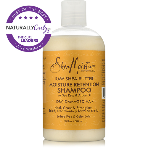 SheaMoisture Raw Shea Butter Moisture Retention Shampoo (13 oz.)
