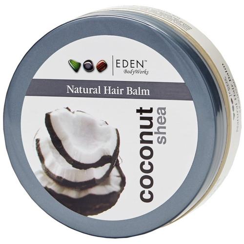 EDEN BodyWorks Coconut Shea Natural Hair Balm (6 oz.)