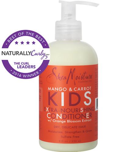 SheaMoisture Mango & Carrot Kids Extra-Nourishing Conditioner (8 oz.)