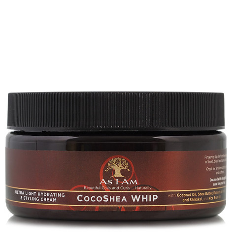 As I Am CocoShea Whip (8 oz.)