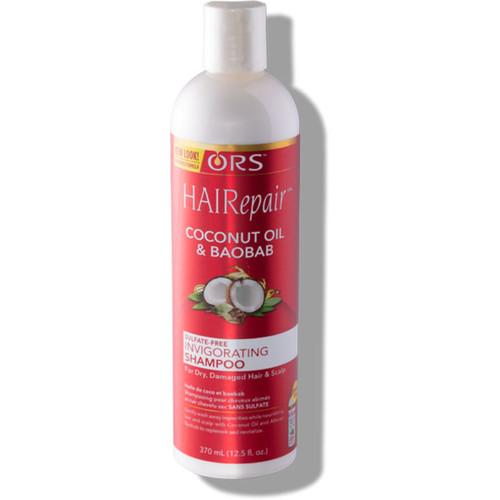 ORS HAIRepair Coconut Oil & Baobab Sulfate-Free Invigorating Shampoo (12.5 oz.)