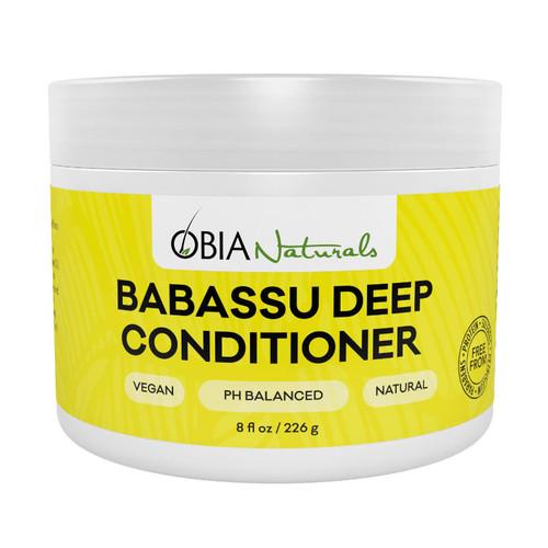 OBIA Naturals Babassu Deep Conditioner (8 oz.)