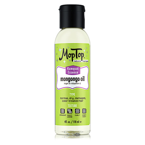 MopTop Kumquat Essence Mongongo Oil (4 oz.)