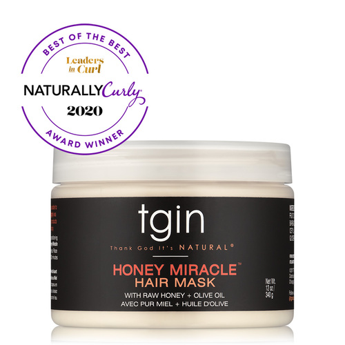 tgin Honey Miracle Hair Mask (12 oz.)