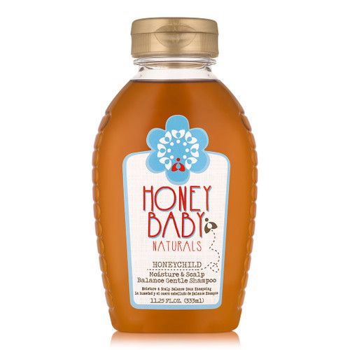 Honey Baby Naturals Honeychild Moisture & Scalp Balance Gentle Shampoo (11.25 oz.)