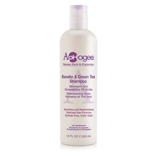 ApHogee Keratin & Green Tea Shampoo (12 oz.)
