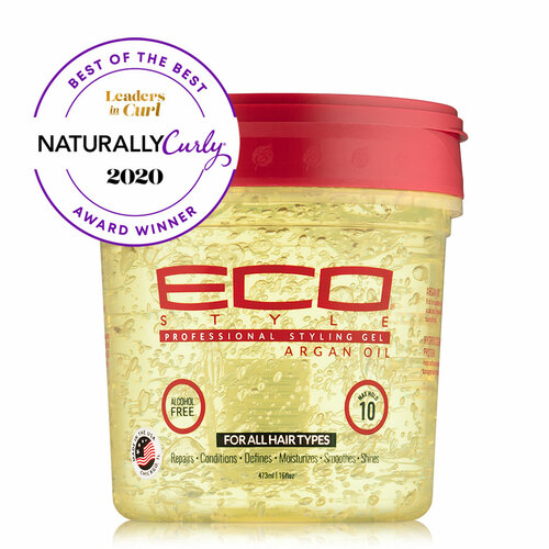 Ecoco Eco Styler Professional Styling Gel with Argan Oil (16 oz.)