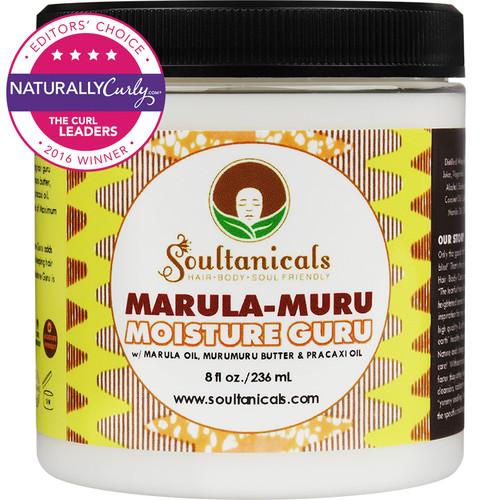 Soultanicals Marula-Muru Moisture Guru (8 oz.)