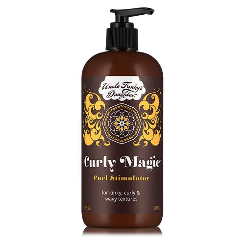 Uncle Funky's Daughter Curly Magic Curl Stimulator (18 oz.)