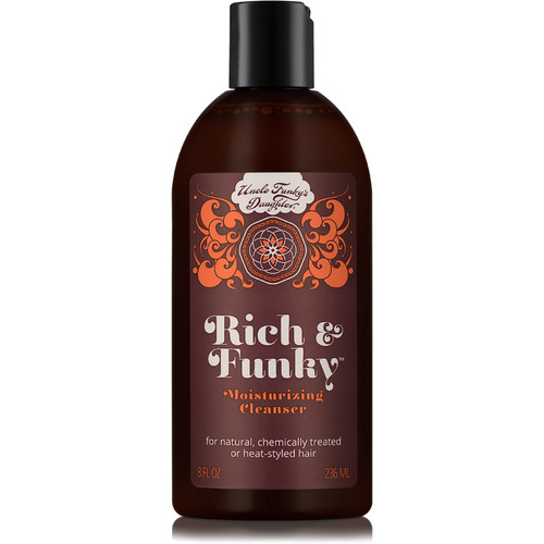 Uncle Funky's Daughter Rich & Funky Moisturizing Cleanser (8 oz.)