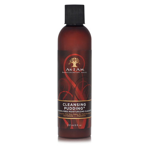 As I Am Cleansing Pudding Sulfate-Free Moisturizing Cleanser (8 oz.)