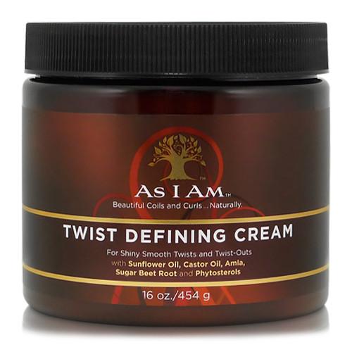 As I Am Twist Defining Cream (16 oz.)