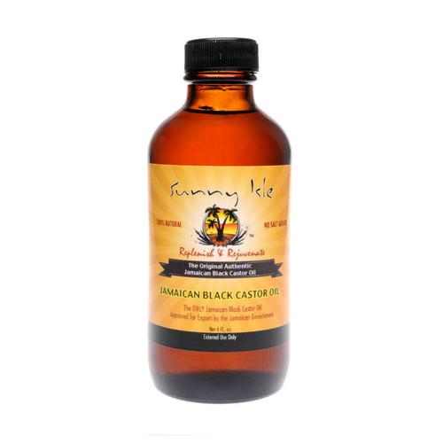 Sunny Isle Jamaican Black Castor Oil (4 oz.)