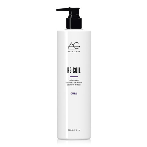 AG Hair Re:Coil Curl Activator (12 oz.)