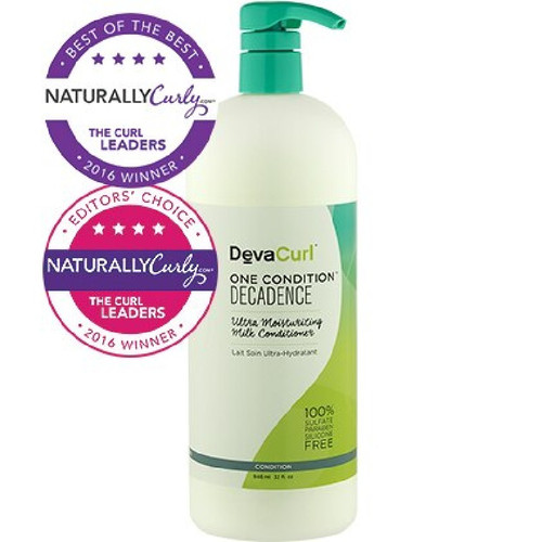 DevaCurl One Condition Decadence Ultra Moisturizing Milk Conditioner (32 oz.)