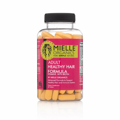 Mielle Organics Adult Healthy Hair Formula Vitamins (60 ct.)